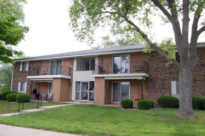 Milwaukee Condo/Townhouse Active Contingent With Offer: 3428 S Taylor Ave #8