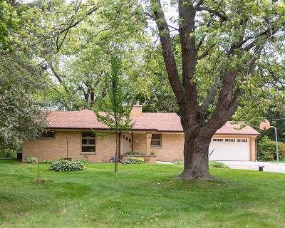 Germantown Single Family Home Active Contingent With Offer: W156n9912 Pilgrim Rd