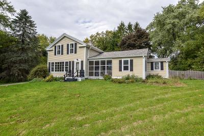Ozaukee County Single Family Home Active Contingent With Offer: 7020 W Bonniwell Rd