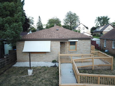 Single Family Home For Sale: 5350 N 44th St