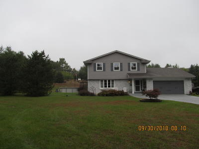 Mukwonago Single Family Home Active Contingent With Offer: S75w31462 Arbor Dr