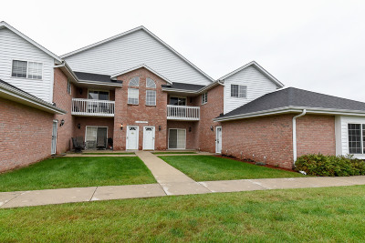 Pewaukee Condo/Townhouse Active Contingent With Offer: N25w24129 River Park Dr #5