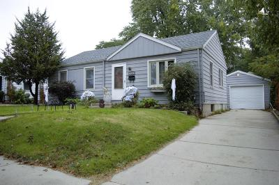 Milwaukee Single Family Home For Sale: 3450 N 95th St