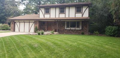 Pleasant Prairie Single Family Home For Sale: 8723 108th Ave