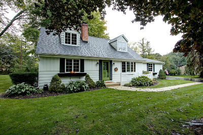 Brookfield Single Family Home Active Contingent With Offer: 1100 Edwards St