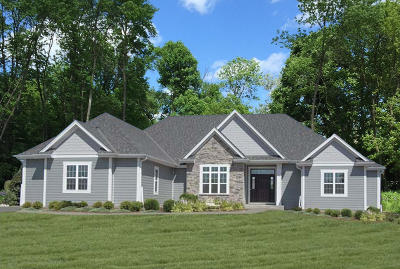 Mequon Single Family Home For Sale: Lt1 Pine Tree Cir
