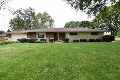 Germantown Single Family Home For Sale: N117w15467 Williams Dr