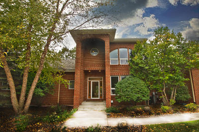 Delafield Single Family Home For Sale: W309n1651 Greywood Ln