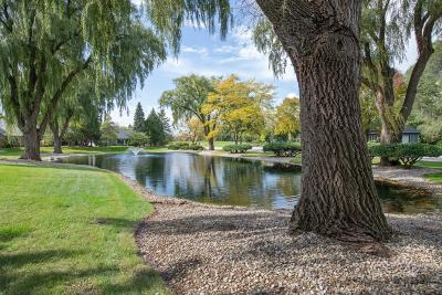 Mequon Condo/Townhouse Active Contingent With Offer: 10335 N Savannah Ct