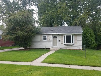 Menomonee Falls Single Family Home Active Contingent With Offer: W167n8481 Theodore Ave