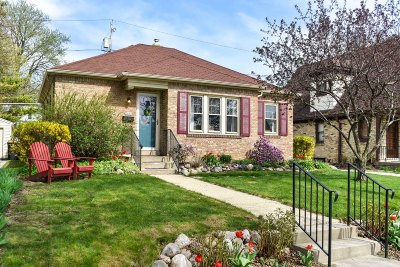 Single Family Home Active Contingent With Offer: 2648 N 66th St