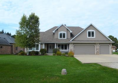 Kenosha Single Family Home Active Contingent With Offer: 3208 47th Ave