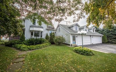 Sheboygan Single Family Home For Sale: W1797 Rowe Rd