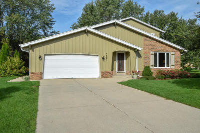 Franklin Single Family Home For Sale: 8591 S 36th St