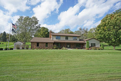 New Berlin Single Family Home For Sale: 21600 W Hidden Valley Dr
