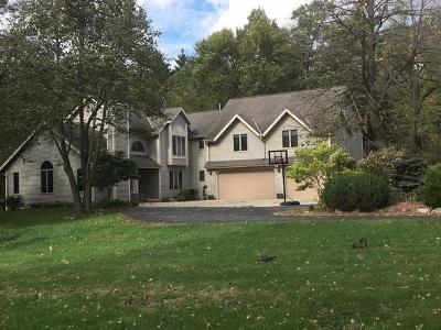 Watertown Single Family Home For Sale: W2369 River Rd