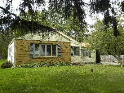 Lisbon Single Family Home Active Contingent With Offer: W230n9489 Colgate Rd