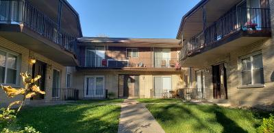 Milwaukee County Multi Family Home For Sale: 4651 N 36th St #4661