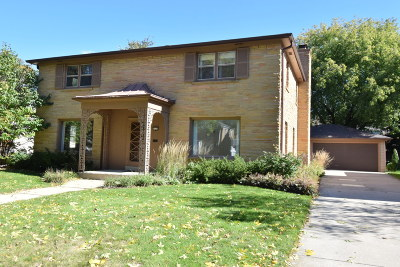 Whitefish Bay Single Family Home Active Contingent With Offer: 4654 N Ardmore Ave