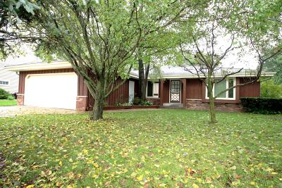 Single Family Home Active Contingent With Offer: 1230 River Park Cir W