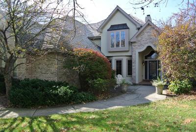 Pewaukee Single Family Home For Sale: W307n2873 Fieldwood Dr