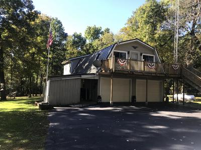 Fort Atkinson Single Family Home For Sale: 7228 E Schmidt Rd