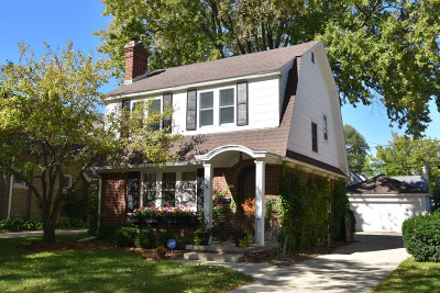 Single Family Home Active Contingent With Offer: 8138 Aberdeen Ct