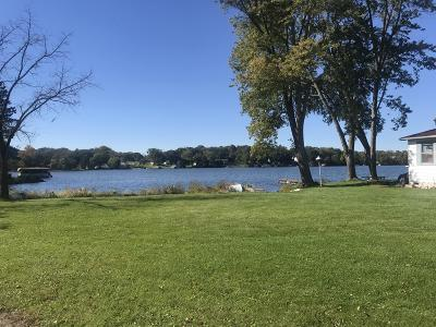 Racine County Single Family Home Active Contingent With Offer: 28924 Beach Dr