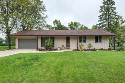 Franklin Single Family Home For Sale: 3648 W Sharon Ln