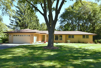 Brookfield Single Family Home For Sale: 2840 Arbor Dr
