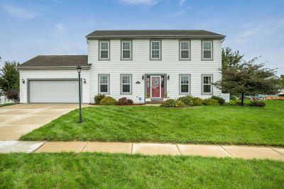 Racine Single Family Home Active Contingent With Offer: 4722 Chris Ct
