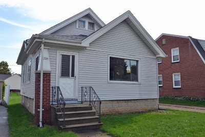 West Allis Single Family Home Active Contingent With Offer: 1944 S 94th St
