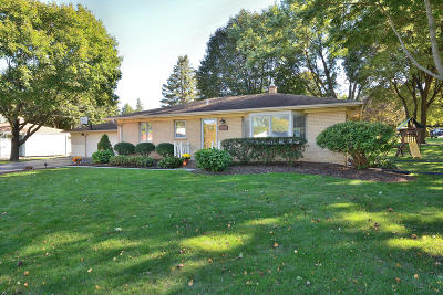 Brookfield Single Family Home For Sale: 12565 Tremont St