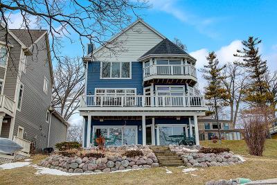 Pewaukee WI Single Family Home For Sale: $1,495,000