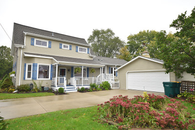 Ozaukee County Single Family Home For Sale: 366 N Mill St