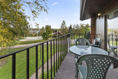 Lake Geneva Condo/Townhouse Active Contingent With Offer: 35 Lausanne Ct #35-06