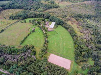 Waukesha County Single Family Home For Sale: W381s5225 County Road Zc