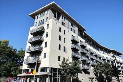 Milwaukee County Condo/Townhouse Active Contingent With Offer: 2080 N Commerce St #303