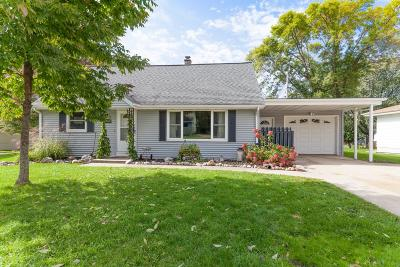 Watertown Single Family Home Active Contingent With Offer: 1508 Prospect St