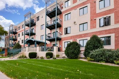 Shorewood Condo/Townhouse Active Contingent With Offer: 3710 N Oakland Ave #110