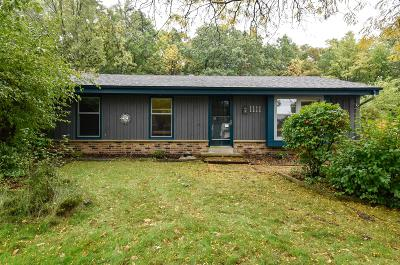 Waukesha County Single Family Home Active Contingent With Offer: 1111 Greenmeadow Dr