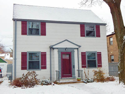 West Allis Single Family Home Active Contingent With Offer: 2232 S 82nd St