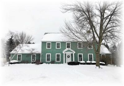 Racine County Single Family Home For Sale: 8 Sprucewood Ct