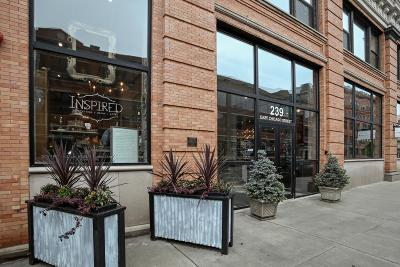 Milwaukee Condo/Townhouse Active Contingent With Offer: 239 E Chicago St #609