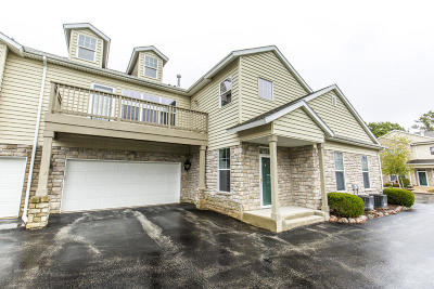 Pewaukee Condo/Townhouse Active Contingent With Offer: N16w26532 Meadowgrass Cir #D