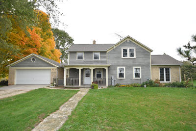 Washington County Single Family Home Active Contingent With Offer: 2703 Salisbury Ln