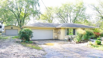 Racine County Single Family Home For Sale: 19221 Savage Rd