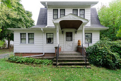 Waukesha County Single Family Home Active Contingent With Offer: 1109 Summit Ave