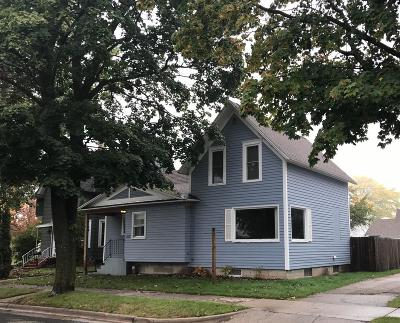 Single Family Home For Sale: 1528 Garfield Ave