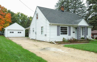 Mayville Single Family Home Active Contingent With Offer: 925 Lina St